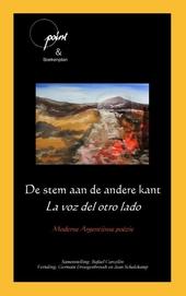 De stem aan de andere kant   La voz del otro lado : moderne Argentijnse poëzie