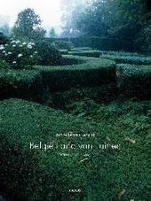 België land van tuinen : een wereld van vormen