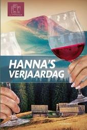 Hanna's verjaardag