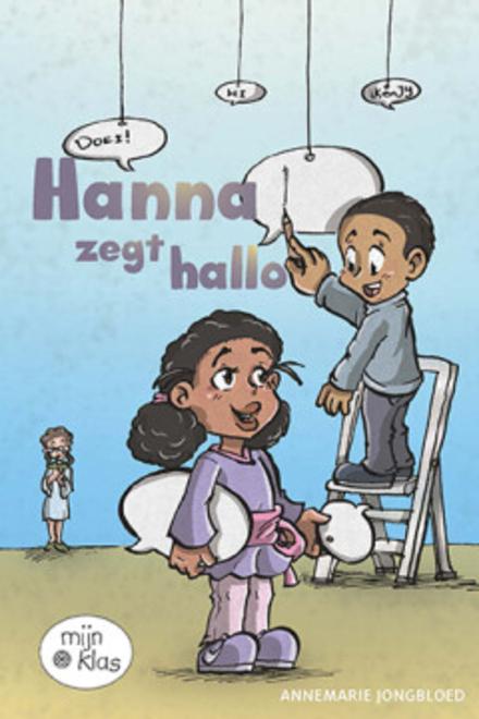 Hanna zegt hallo