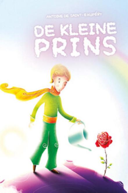 De kleine prins : in eenvoudige taal