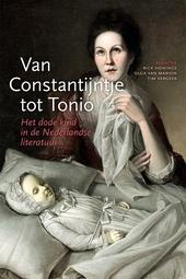 Van Constantijntje tot Tonio : het dode kind in de Nederlandse literatuur