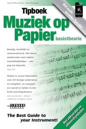 Tipboek muziek op papier : basistheorie