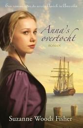 Anna's overtocht : roman