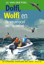 Dolfi, Wolfi en de speurtocht met de drone