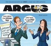 Argus 2020 : het nieuwsoverzicht van 2020 in meer dan 200 cartoons