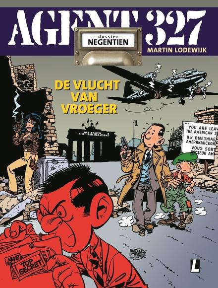 De vlucht van 75 jaar terug
