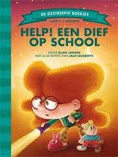 Help! een dief op school