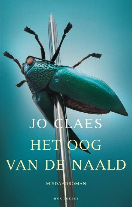Leestip foto van: Het oog van de naald | Een boek van Jo Claes