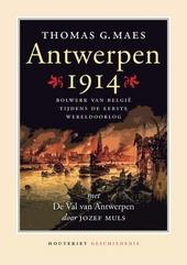 Antwerpen 1914 : bolwerk van België tijdens de Eerste Wereldoorlog ; De val van Antwerpen