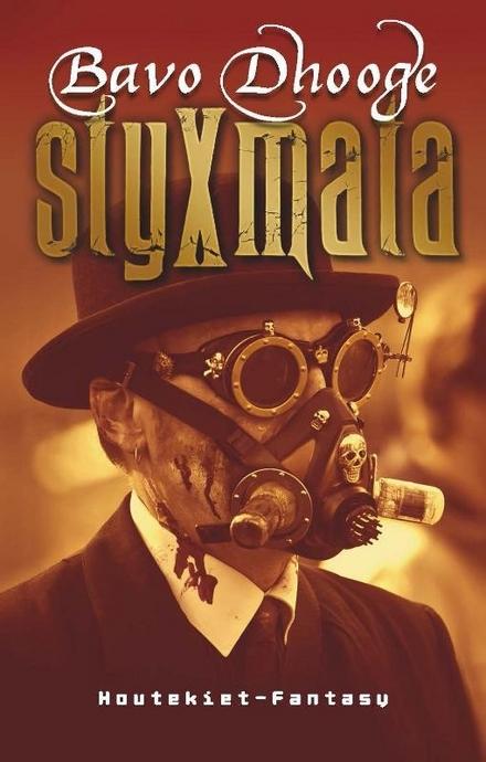 Styxmata : thriller