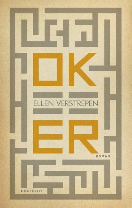 Leestip foto van: Oker | Een boek van Ellen Verstrepen