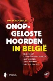 Onopgeloste moorden in België