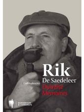 Rik De Saedeleer : de stem van ons voetbal : memoires