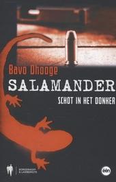 Salamander : schot in het donker
