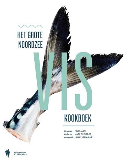 Het grote Noordzeeviskookboek