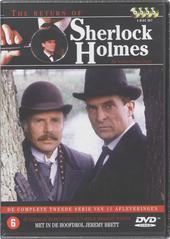 The return of Sherlock Holmes. De complete tweede serie