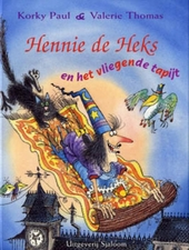 Hennie de heks en het vliegende tapijt