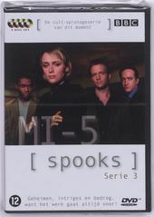 Spooks. Serie 3