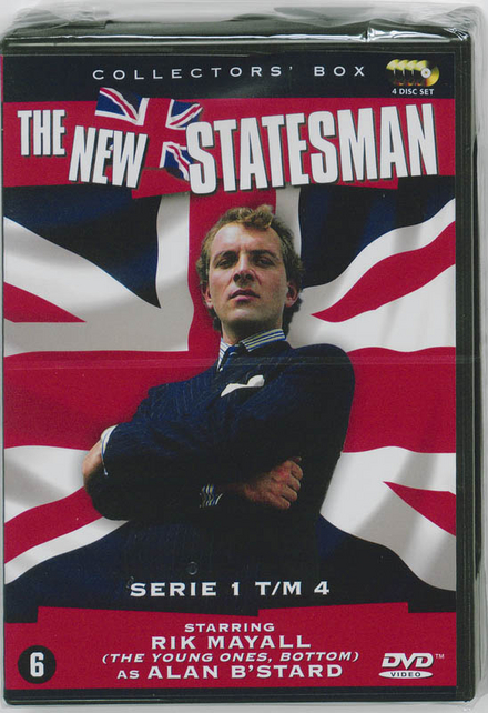 The new statesman. Serie 1 t/m 4