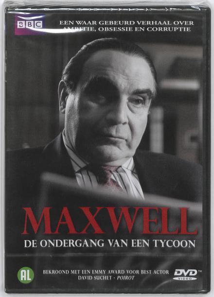 Maxwell : de ondergang van een tycoon