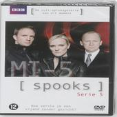 Spooks. Serie 5