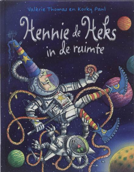 Hennie de heks in de ruimte