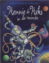 Hennie de heks in de ruimte