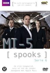 Spooks. Serie 6