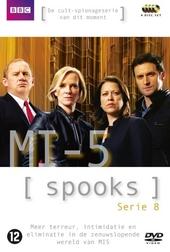 Spooks. Serie 8