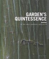Garden's quintessence by Jan Joris Landscape Architects