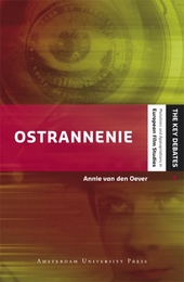 """Ostrannenie : on"""" strangeness"""" and the moving image : the history, reception, and relevance of a concept"""