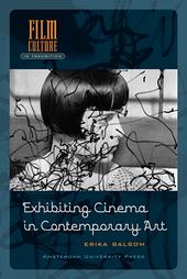 Exhibiting cinema in contemporary art