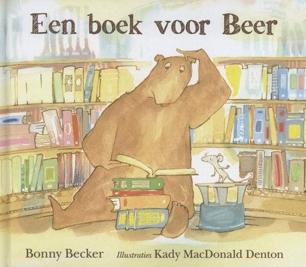 Een boek voor Beer