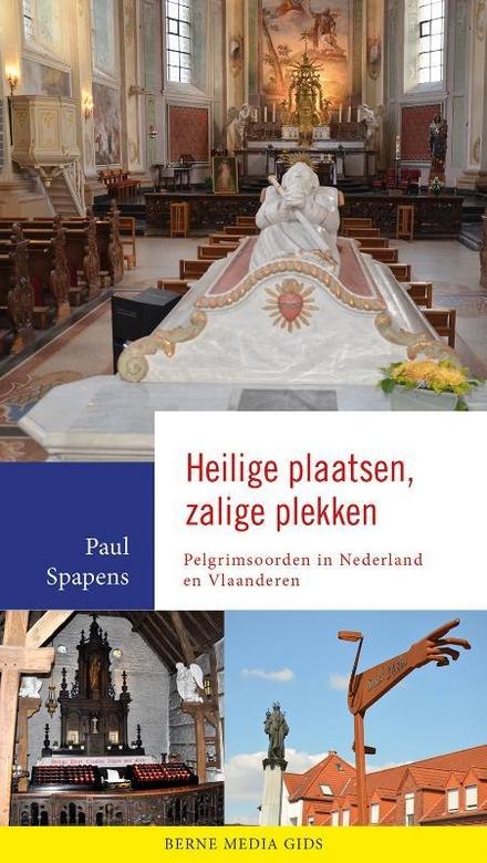 Heilige plaatsen, zalige plekken : pelgrimsoorden in Nederland en Vlaanderen
