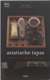 Aziatische tapas : sushi, tempura en andere kleine hapjes
