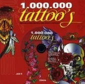 1.000.000 tattoo's : alles wat je nodig hebt om je eigen tattoo's te ontwerpen