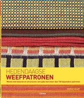 Hedendaagse weefpatronen : weven met kleuren en structuren : een gids met meer dan 150 bijzondere patronen