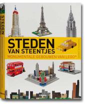 Steden van steentjes : monumentale gebouwen van Lego®