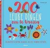 200 leuke dingen om te breien : decoratieve bloemen, blaadjes, bijtjes, vlinders en meer!