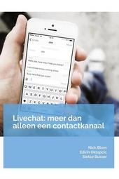 Livechat : meer dan alleen een contactkanaal