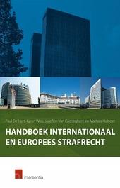 Handboek internationaal en Europees strafrecht