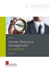 Human resource management in essentie