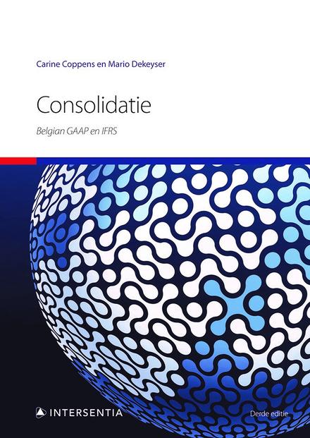 Consolidatie : Belgian GAAP en IFRS