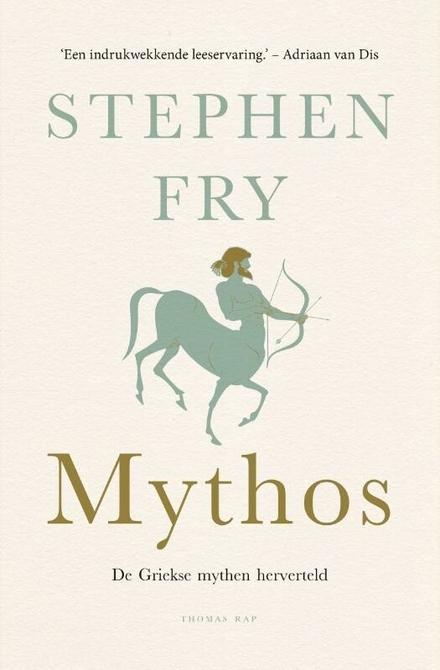 Mythos - Ontdek de menselijkheid van de Griekse Goden.