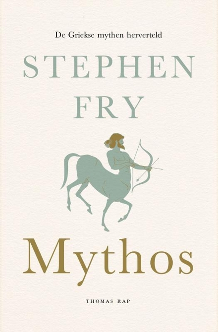 Mythos - Griekse Goden voor dummies
