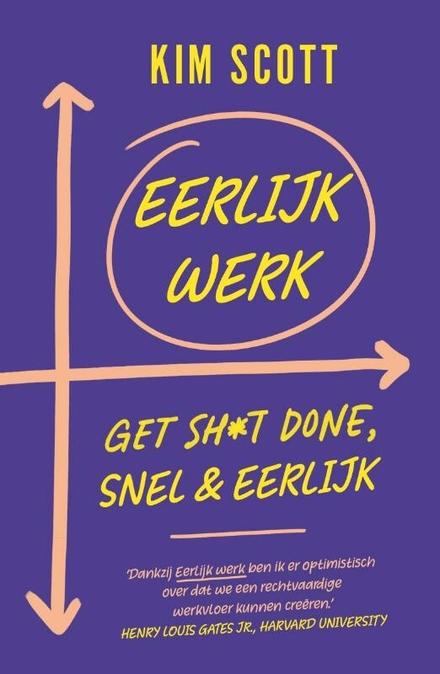Eerlijk werk : get sh*t done, snel & eerlijk