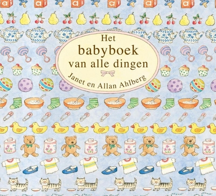 Het babyboek van alle dingen