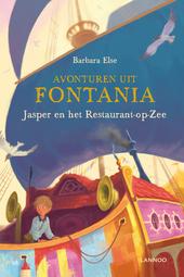 Jasper en het Restaurant-op-Zee : Jaspers scheepsreis in drie delen