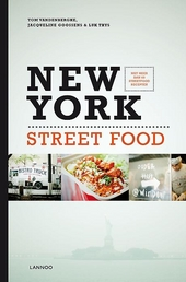 New York street food : koken & reizen in de 5 stadsdelen
